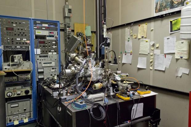 Microscopio de tunel